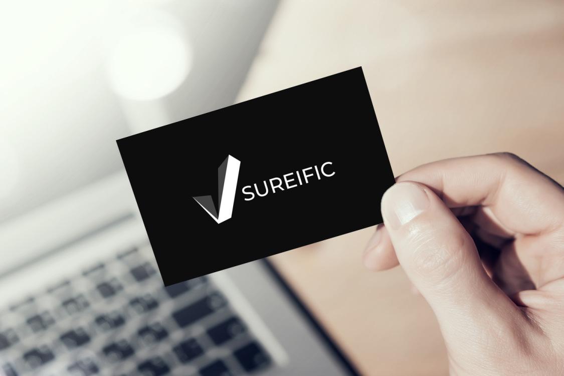 Sample branding #2 for Sureific