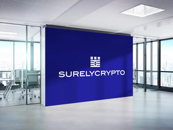 Sample branding #3 for Surelycrypto