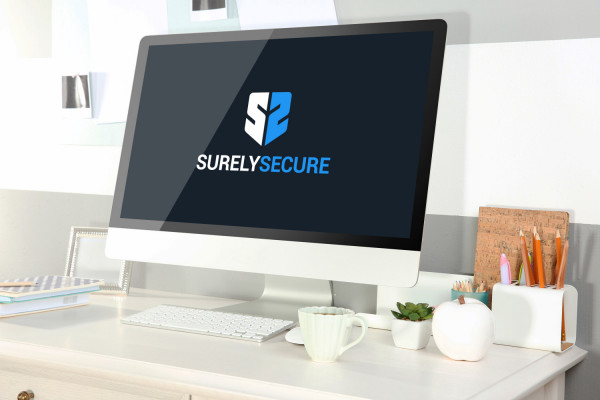 Sample branding #2 for Surelysecure