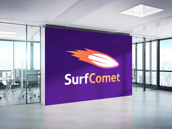 Sample branding #3 for Surfcomet