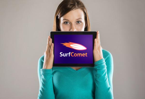 Sample branding #1 for Surfcomet