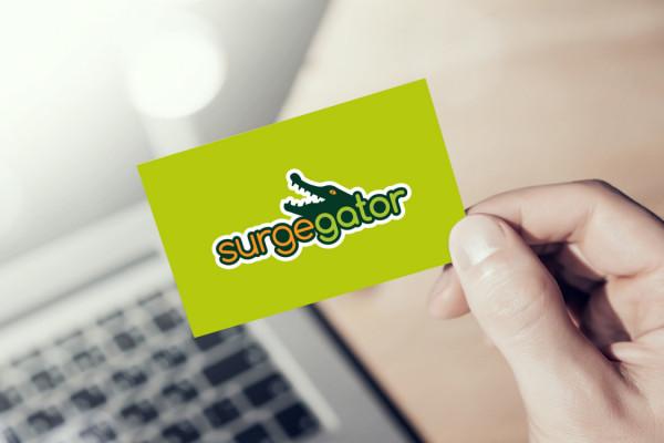 Sample branding #1 for Surgegator