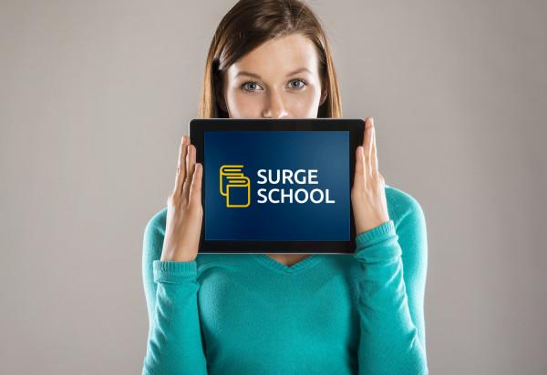 Sample branding #2 for Surgeschool