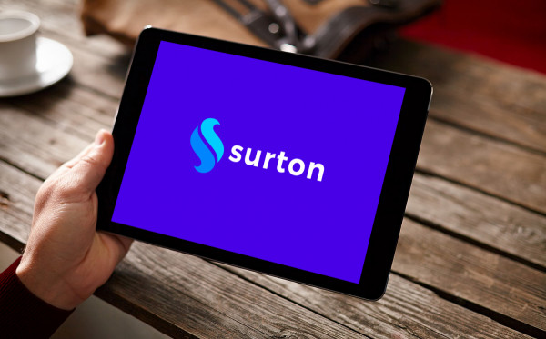Sample branding #1 for Surton