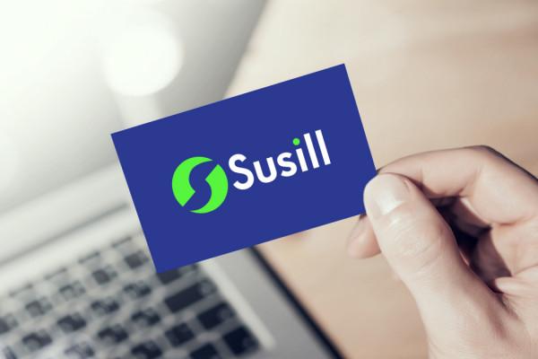 Sample branding #1 for Susill
