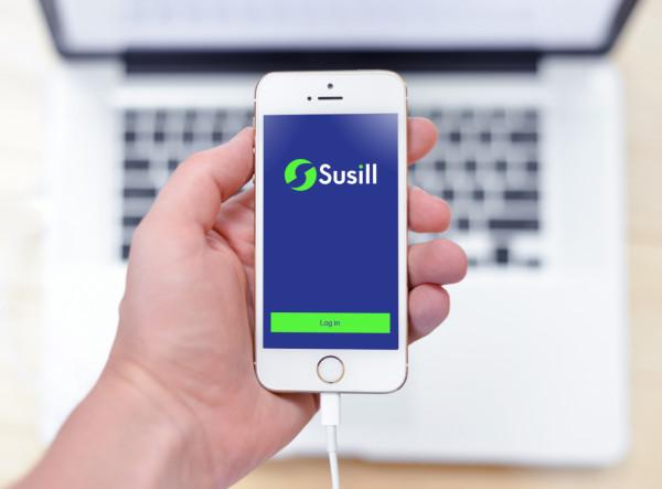 Sample branding #2 for Susill