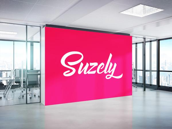 Sample branding #2 for Suzely