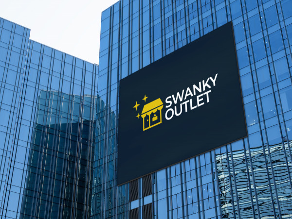 Sample branding #2 for Swankyoutlet