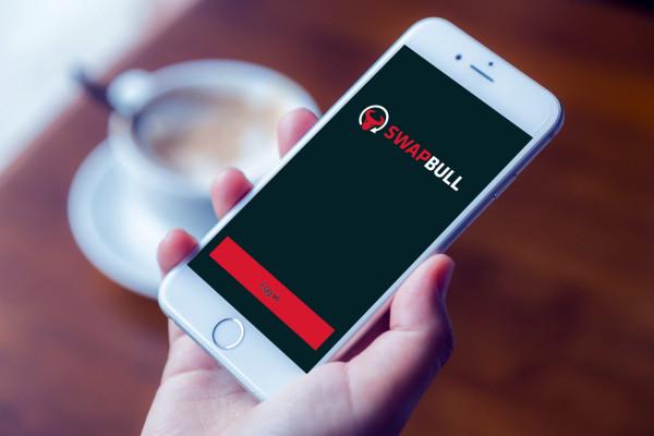 Sample branding #1 for Swapbull