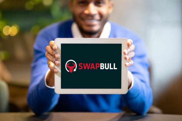Sample branding #3 for Swapbull