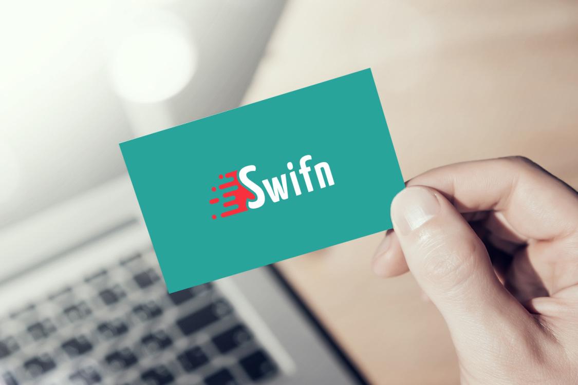 Sample branding #2 for Swifn