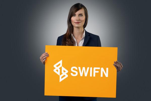 Sample branding #3 for Swifn