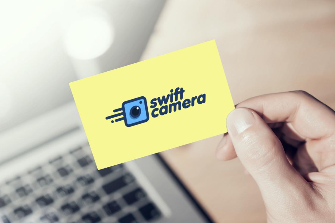 Sample branding #1 for Swiftcamera