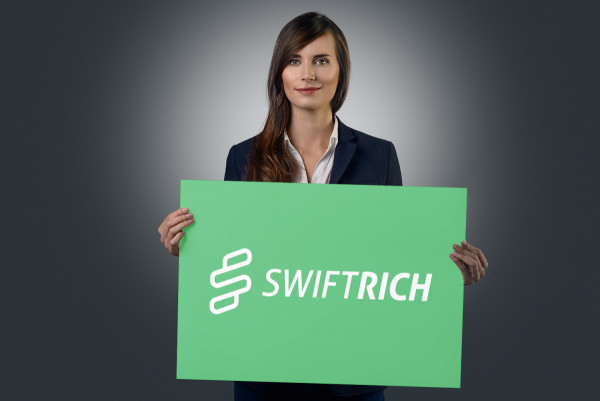 Sample branding #1 for Swiftrich