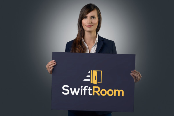 Sample branding #3 for Swiftroom
