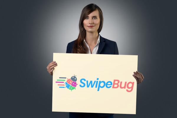 Sample branding #3 for Swipebug