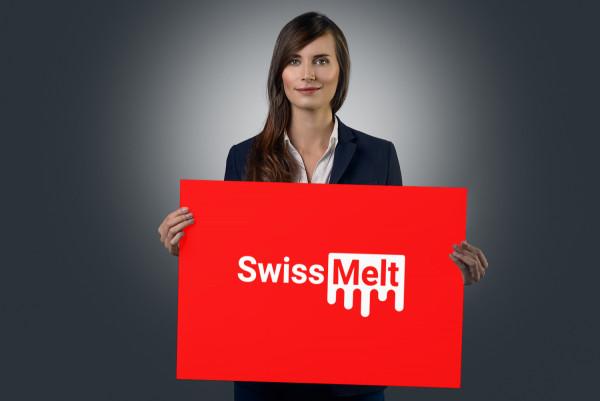 Sample branding #1 for Swissmelt