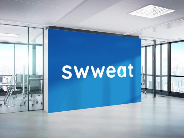 Sample branding #1 for Swweat