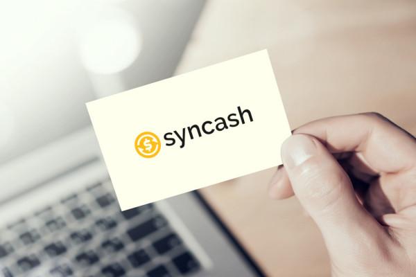 Sample branding #1 for Syncash