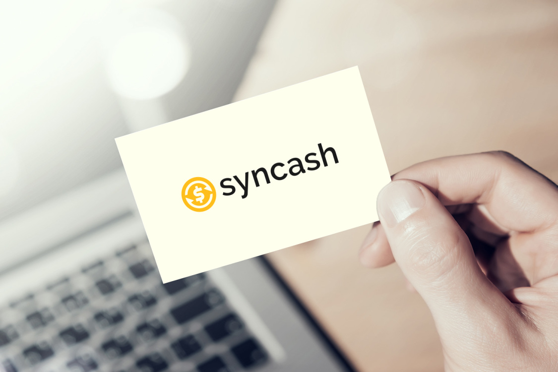 Sample branding #2 for Syncash