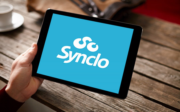 Sample branding #1 for Synclo