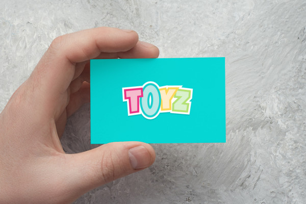 Sample branding #2 for T0yz