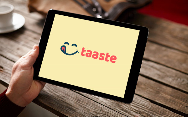 Sample branding #3 for Taaste
