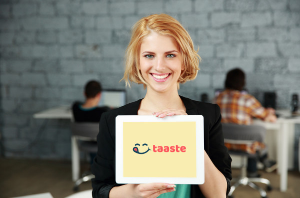 Sample branding #2 for Taaste