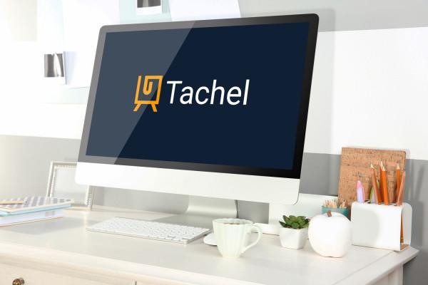 Sample branding #1 for Tachel