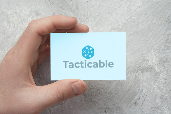 Sample branding #3 for Tacticable