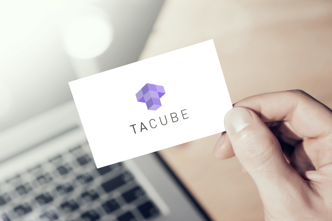 Sample branding #1 for Tacube