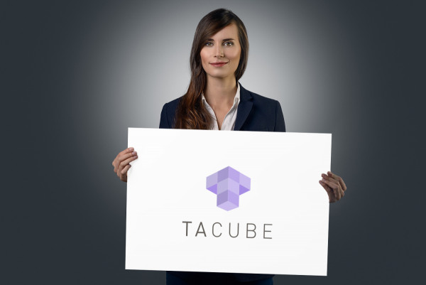 Sample branding #2 for Tacube