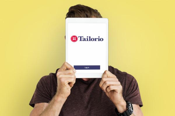 Sample branding #3 for Tailorio
