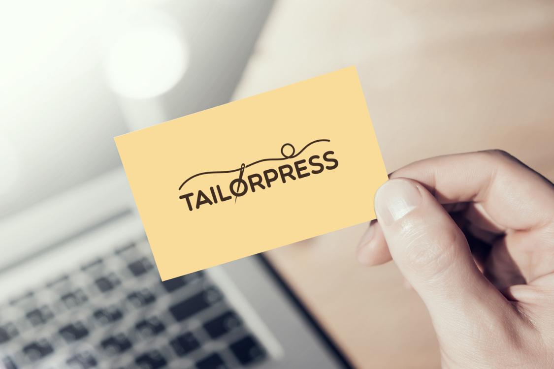 Sample branding #2 for Tailorpress