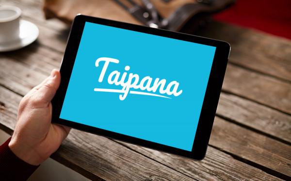 Sample branding #2 for Taipana