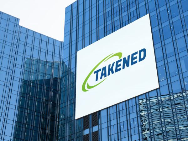 Sample branding #2 for Takened