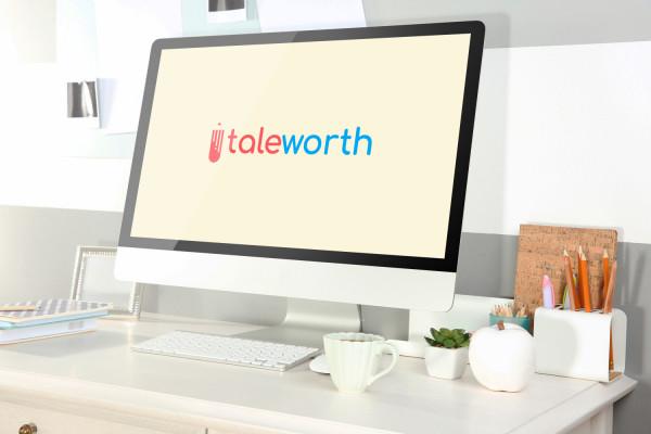 Sample branding #3 for Taleworth