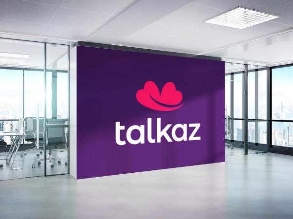 Sample branding #3 for Talkaz