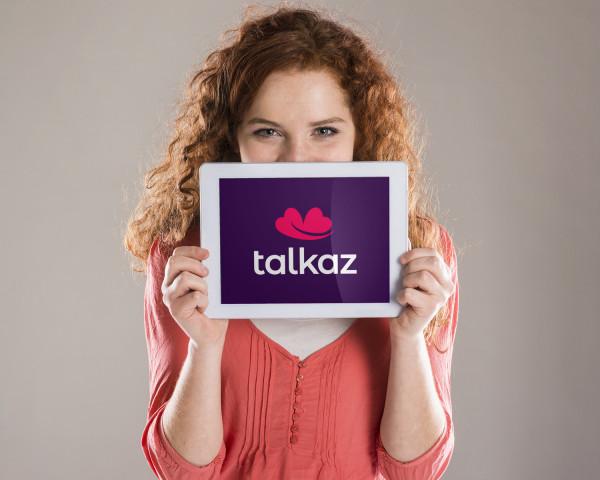 Sample branding #1 for Talkaz