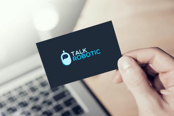Sample branding #1 for Talkrobotic