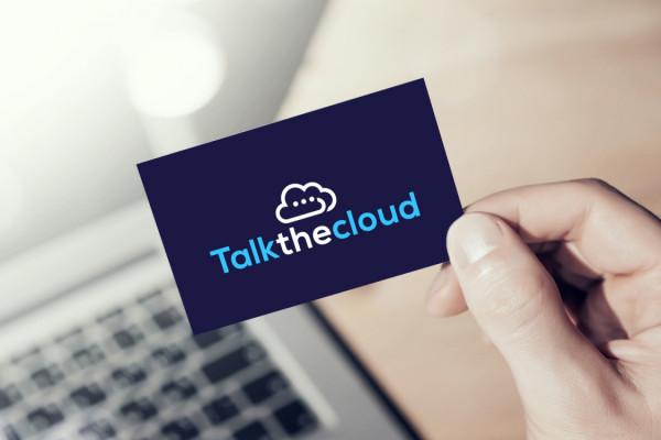Sample branding #1 for Talkthecloud