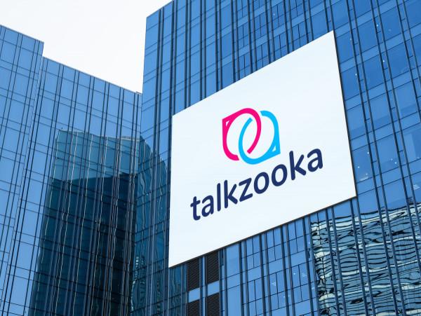 Sample branding #1 for Talkzooka