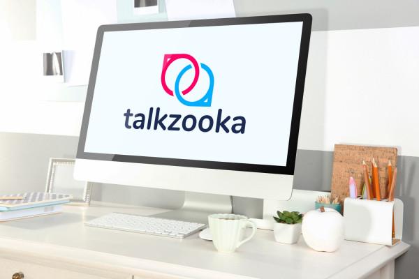 Sample branding #2 for Talkzooka
