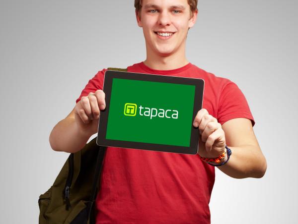 Sample branding #1 for Tapaca