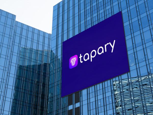 Sample branding #3 for Tapary