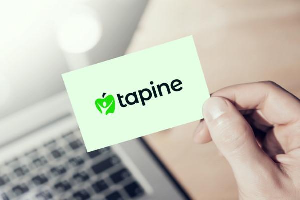 Sample branding #2 for Tapine