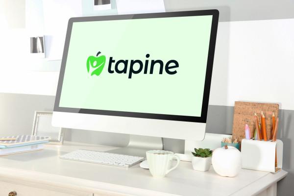 Sample branding #3 for Tapine