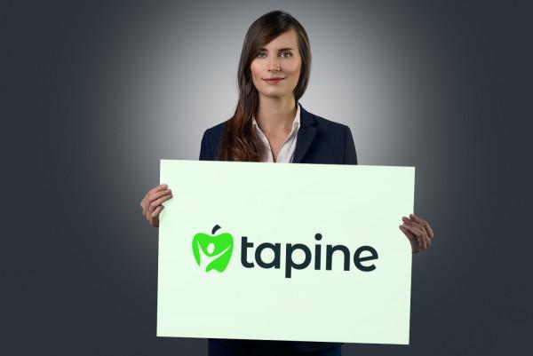 Sample branding #1 for Tapine