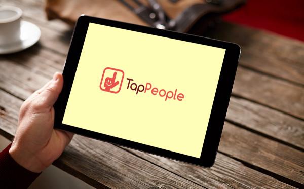 Sample branding #2 for Tappeople