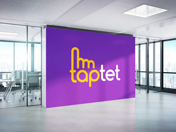 Sample branding #2 for Taptet
